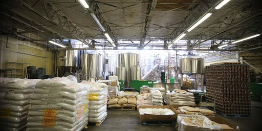 West Sixth Brewing Tour and Tasting - 5pm Friday Tour
