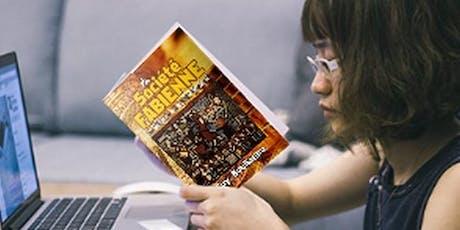 — Assistez au lancement du nouveau livre de Guy Boulianne : « La Société fabienne » Les maîtres de la subversion démasqués billets