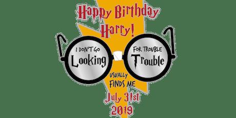 Happy Birthday Harry 1 Mile, 5K, 10K, 13.1, 26.2-Pierre tickets