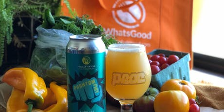 WhatsGood Pickup Point at Proclamation Ale Company tickets