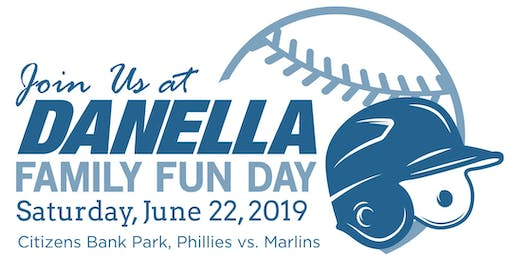 2019 Danella Family Fun Day at the Phillies