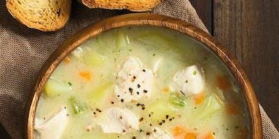 Great Cook: Seasonal Soup
