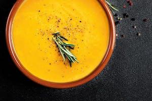 Great Cook- Jamaican pumpkin soup