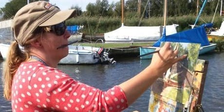 Workshop and Painting Day with Haidee-Jo Summers ROI at Edward Seago's Dutch House tickets