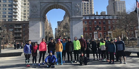 United Airlines NYC Half Neighborhood Running History Tour tickets