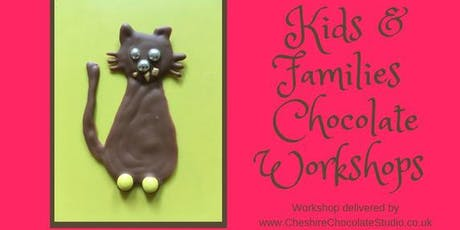 Chocolate Making: Animals at Tatton Park tickets