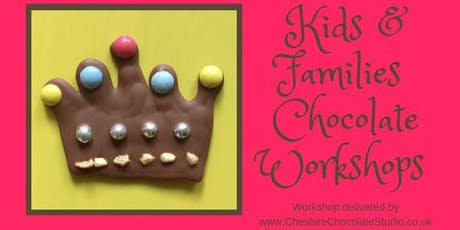 Chocolate Making: Princesses and Knights at Tatton Park tickets
