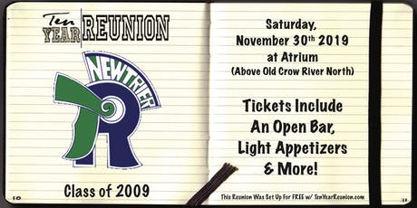 New Trier Class of 2009: Ten Year Reunion tickets