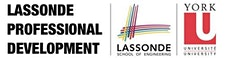 Lassonde Professional Development (LPD), Lassonde School of Engineering logo