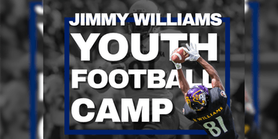 1st Annual Jimmy Williams Youth Football Camp