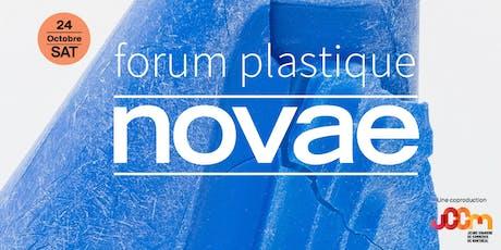 Forum Plastique - Novae 2019  tickets