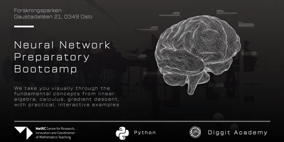 Highly Intuitive Intro to Neural networks - Bootcamp Prep