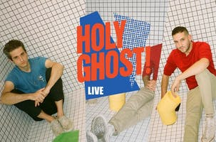 Holy Ghost! (NEW DATE)