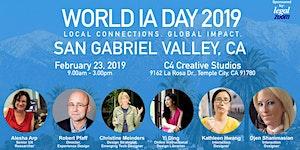 World IA Day 2019 San Gabriel Valley