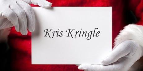 icap Kris Kringle & Drinks tickets