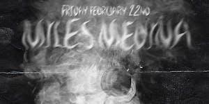 Miles Medina at Bruno's   Friday February 22nd