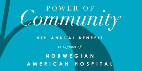 Fifth Annual Power of Community Benefit tickets