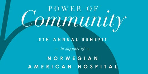 Fifth Annual Power of Community Benefit