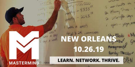New Orleans Home Services Mastermind tickets