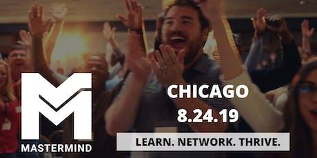 Chicago Home Services Mastermind tickets