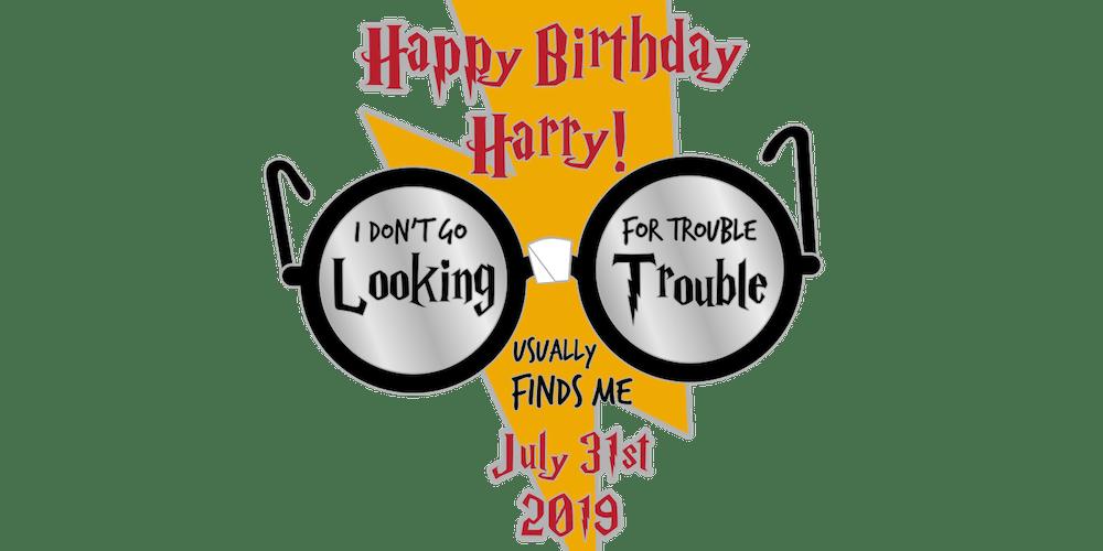 Happy Birthday Harry 1 Mile 5K 10K 131 262 Los Angeles Tickets Sat Jul 27 2019 At 100 PM