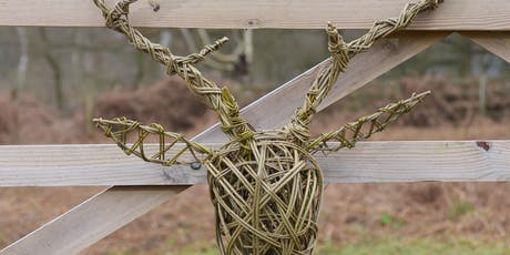 Willow Stags Head Workshop tickets