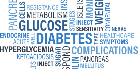 Healthy Living with Diabetes Class July Series tickets