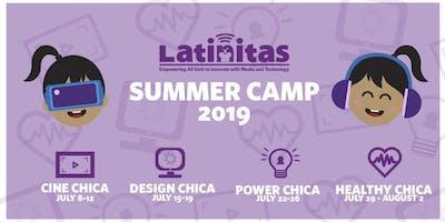 Latinitas - Healthy Chica Summer Camp 2019