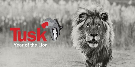 Tusk Conservation Lecture 2019 sponsored by Artemis Investment Management tickets