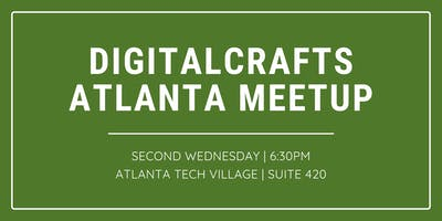 DigitalCrafts Atlanta Meetup