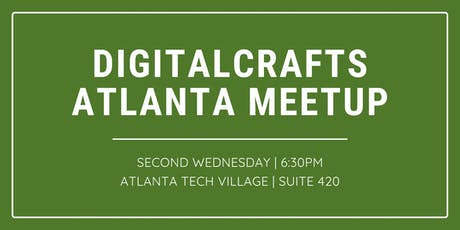 DigitalCrafts Atlanta Meetup tickets