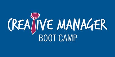 Creative Manager Boot Camp – Chicago, Spring 2019