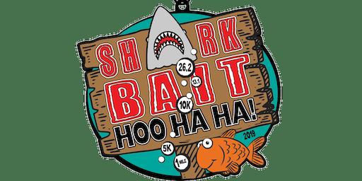 Shark Bait Hoo Ha Ha 1 Mile, 5K, 10K, 13.1, 26.2-Evansville