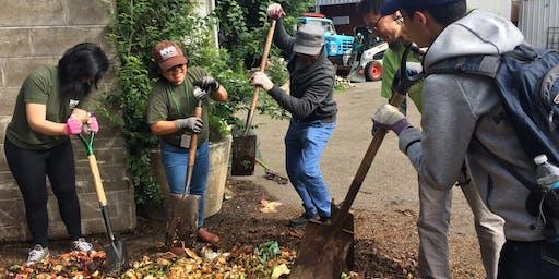 Farm & Compost Volunteer Days 2019