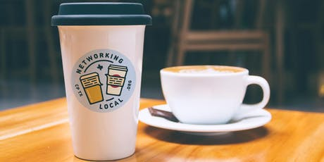 """Cedar Park / Leander """"Coffee Hour"""" by Networking Local™ tickets"""