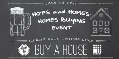 Free First Time Home Buyer Event in San Diego - Hops and Homes