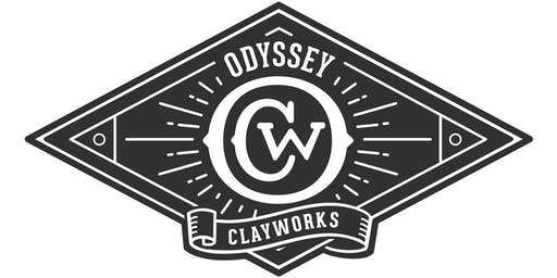 Advanced Wheel Clay Camp For Kids Ages 7-14 with Kelsey Sickmeyer