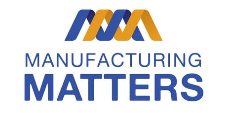 Manufacturing Matters 2019 tickets