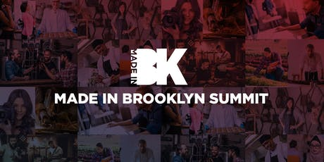 Made In Brooklyn Summit 2019 tickets
