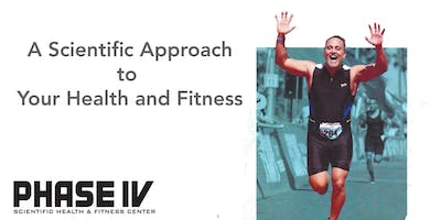 FREE HEALTH AND FITNESS CONSULTATION AT PHASE IV