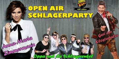 Open Air Schlager-Party Tickets