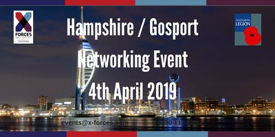 X-Forces Networking Event