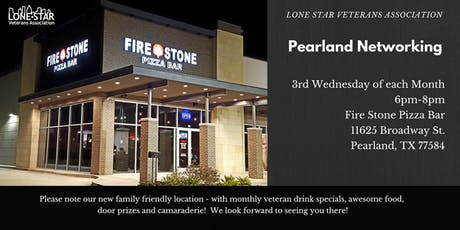 LSVA Pearland Networking tickets