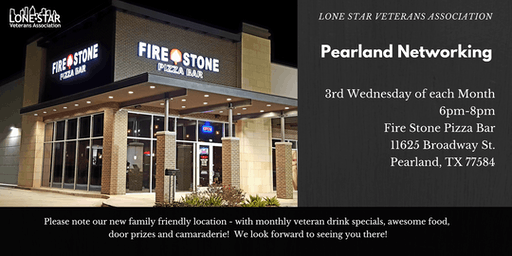LSVA Pearland Networking