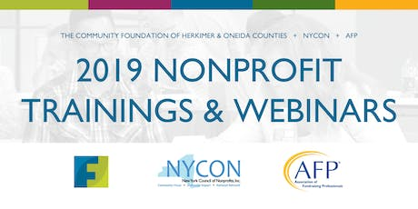 Free Nonprofit Training: Nuts and Bolts of Governance Part 2 tickets