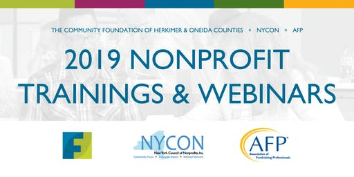 Free Nonprofit Training: Nuts and Bolts of Governance Part 2