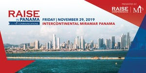 RAISE in PANAMA: Canadian Capital Conference