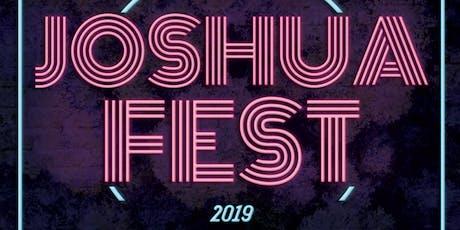 Joshua Fest 2019 tickets