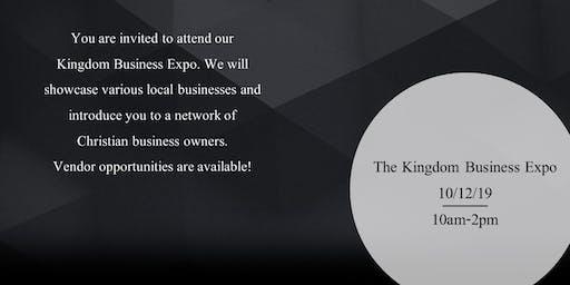 Kingdom Showcase presents The Kingdom Business Expo