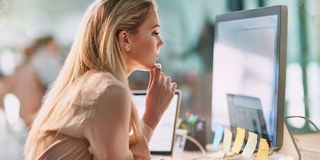 Microsoft Excel Course: Level 2 (Intermediate) tickets